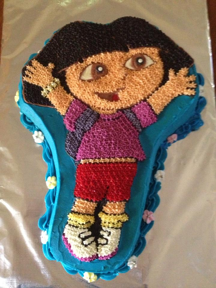 Nikki's Dolly Varden Cake