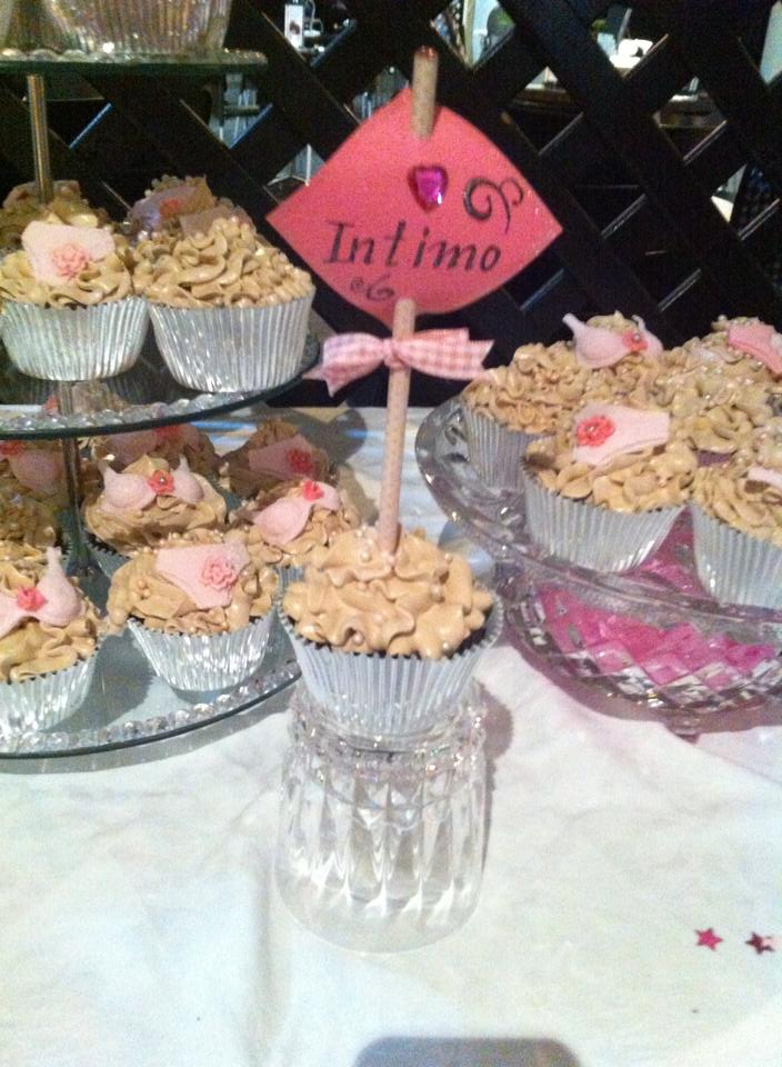 Sheree's Iced Cupcakes